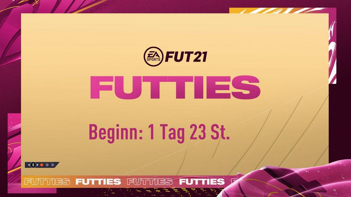 FIFA 21: FUTTIES-Promo startet am Freitag in FUT