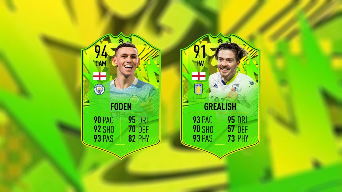 FIFA 21 FoF: Foden und Grealish vor erstem PTG-Improve