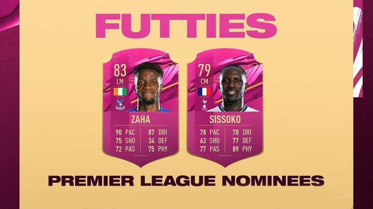 FIFA 21: Zaha und Sissoko in der FUTTIES-Spielerwahl
