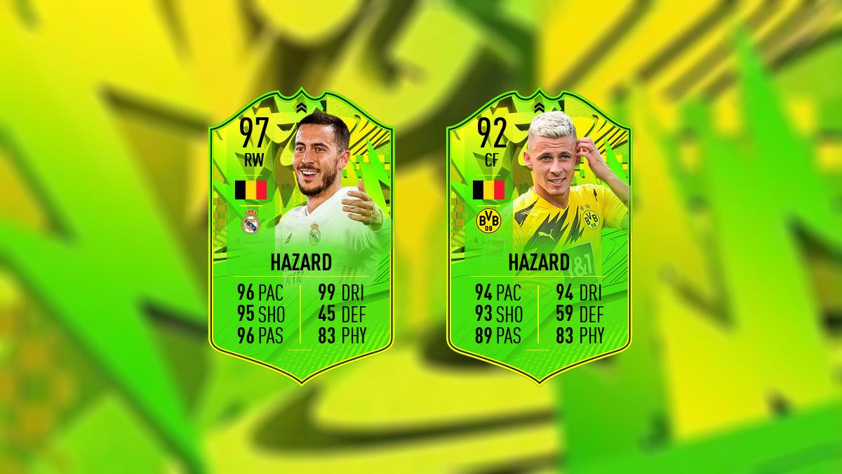 FIFA 21 FoF: Zweites PTG-Replace für Eden & Thorgan Hazard