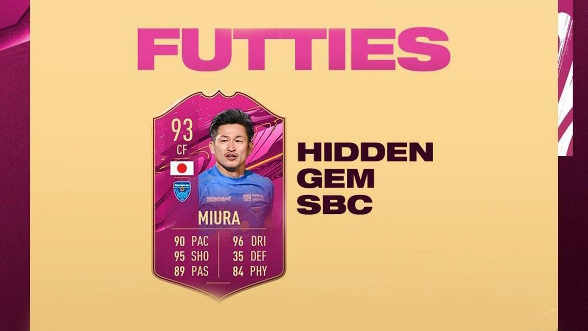 FIFA 21: Miura als FUTTIES-Objekt by way of SBC