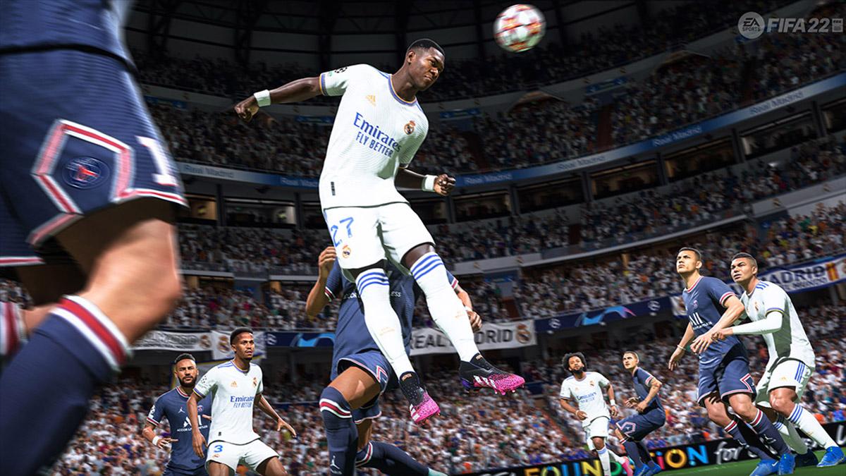 FIFA 22: Gameplay-Trailer ohne neuen Infos