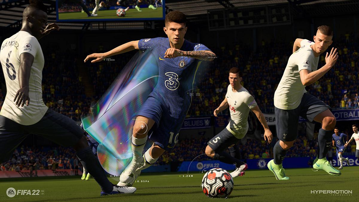 FIFA 22: Teaser-Trailer für Gameplay-Reveal am 20. Juli