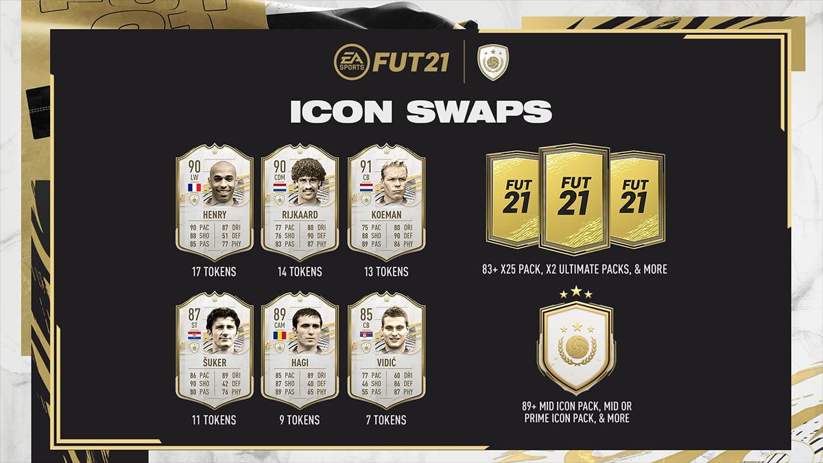 FIFA 21: Icon Swaps 1 im FUT-Überblick | NGL